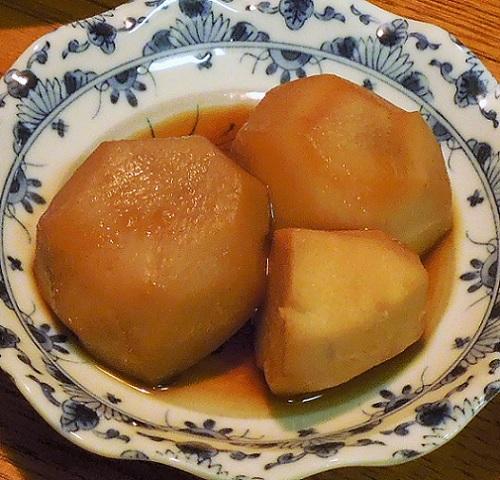 20151214里芋の煮物