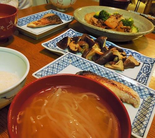 20151218晩御飯