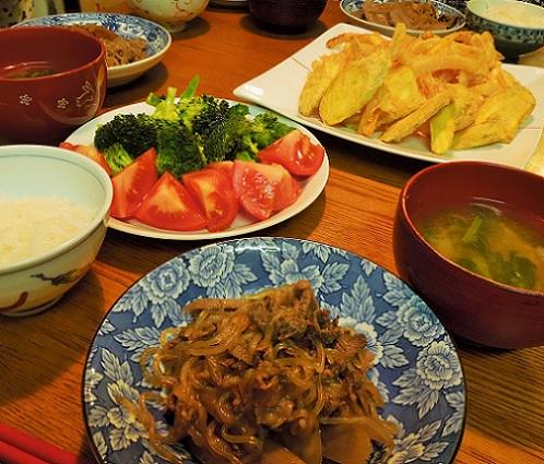 20151230晩御飯