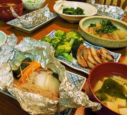 20151228晩御飯