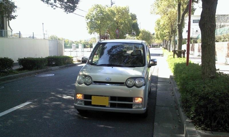 ムーヴ納車F00