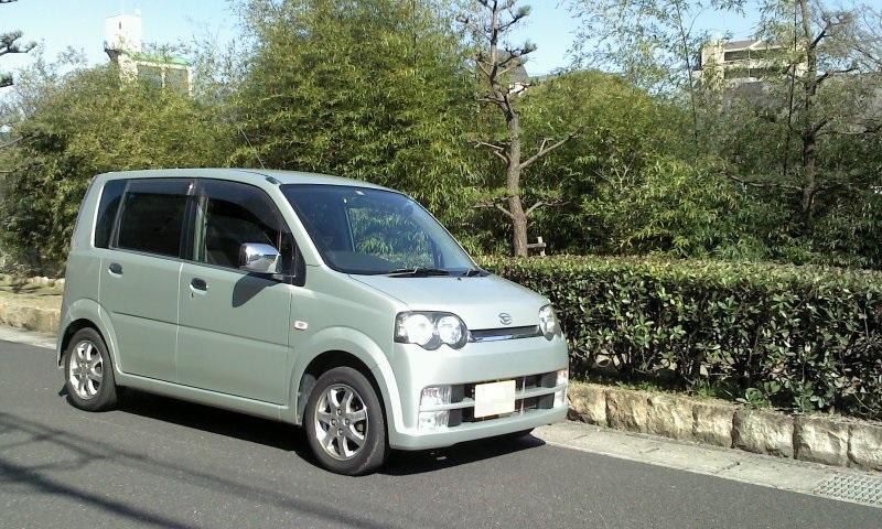 ムーヴ納車F01