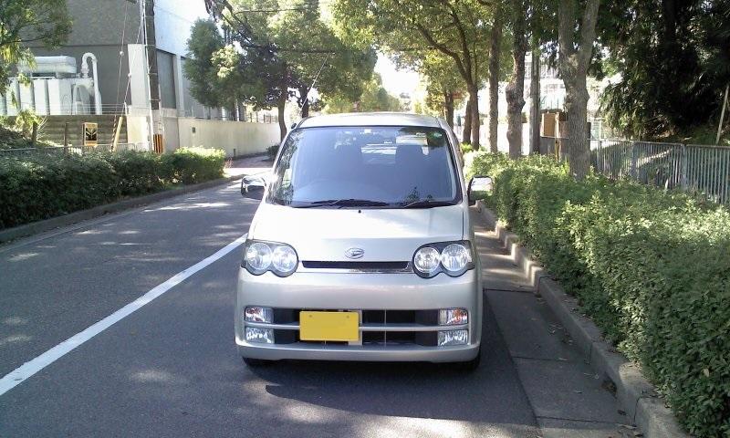 ムーヴ納車F06