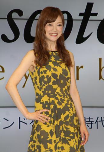 吉澤ひとみ 婚約発表後初の公の場でイメチェン宣言