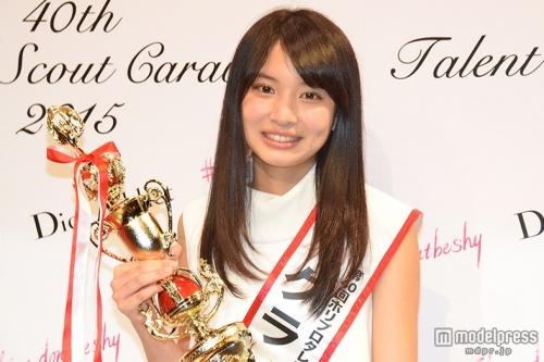 ホリプロスカウトキャラバン 京都府出身の15歳・木下彩音さんがグランプリ