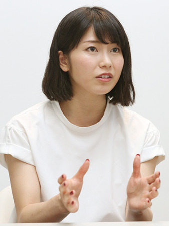 "AKB次期総監督 横山由依は""話し下手"" 「途中で訳が分からなくなる」"