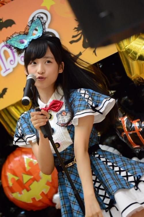 AKB48小栗有以ちゃん(13)が可愛すぎると話題に
