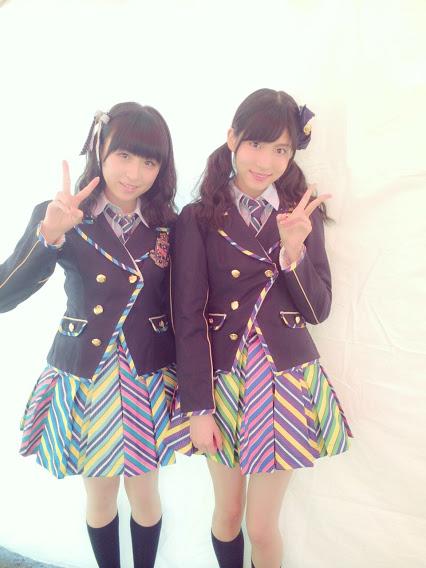 AKB48が誇る次世代美少女!谷口めぐ&川本紗矢って?
