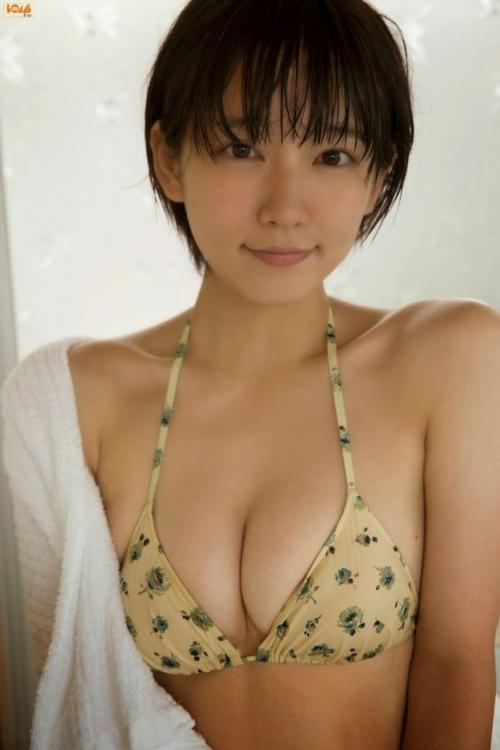 吉岡里帆とかいうパイオツカイデー若手女優について