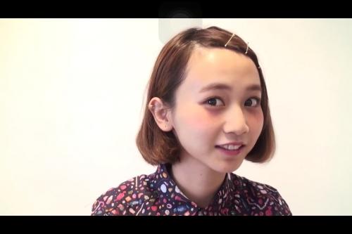 三戸なつめという前髪短い女が普通の髪型にした結果