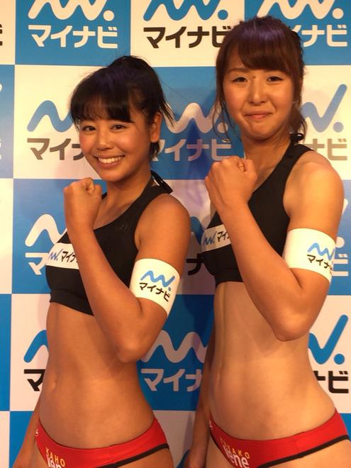 坂口佳穗、マイナビと所属契約 「結果を出していきたい!」