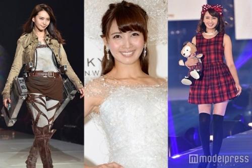 妊娠発表の加藤夏希、女優・モデルとして高い支持 アニメ好きな一面も