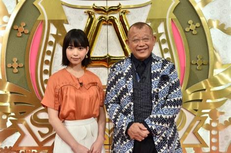 森川葵、『A-Studio』8代目アシスタント バラエティ初レギュラーに「トークは苦手なので挑戦」