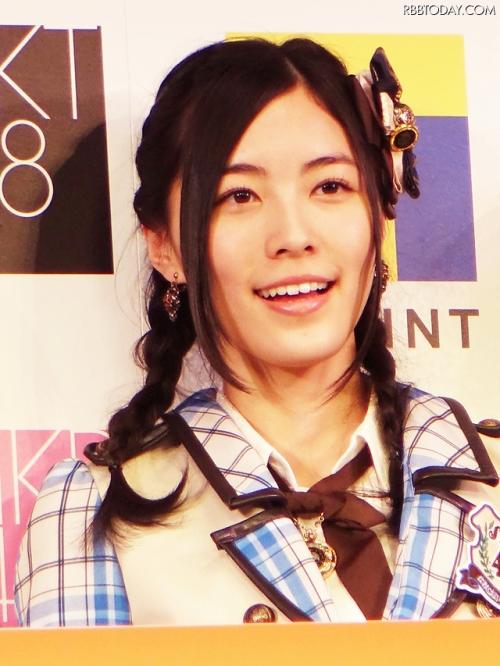 """松井珠理奈、SKE48メンバーの""""大量卒業""""について「グループに全然問題はない!」"""