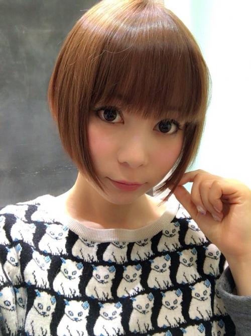 """""""しょこたん""""中川翔子、さらに髪短くカット「誰!!?てかんじ」"""
