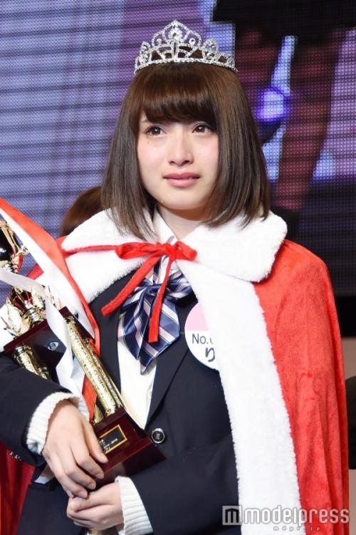 日本一かわいい女子高生がついに決定! 永井理子