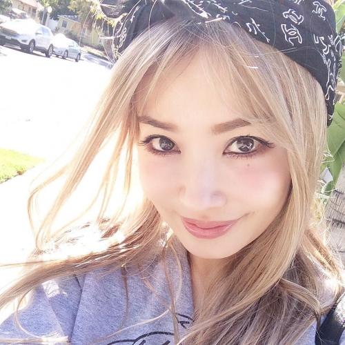 平子理沙、金髪に大胆イメチェン 「似合いますね!!」「美しすぎる」と絶賛の声