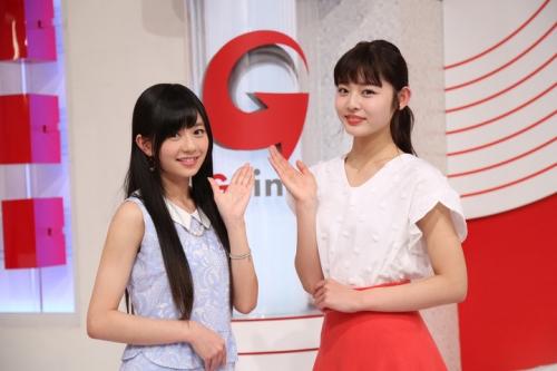 日本テレビ「Going」、新お天気キャスターにFairies・伊藤萌々香(18)とモデルの古畑星夏(19)
