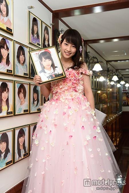 女優としてブレイク中!元AKB48川栄李奈の勢いが止まらないと話題に