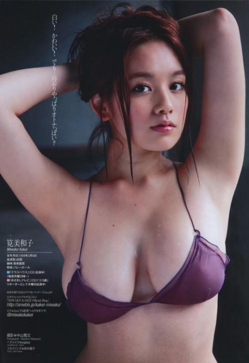 筧美和子、胸のコンプレックス明かす「ちょっとたれ気味というか…」 指原は「吸い付く!」と絶賛