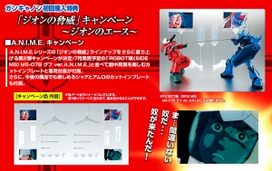 ROBOT魂 RX-77-2 ガンキャノン ver. A.N.I.M.E. キャンペーン