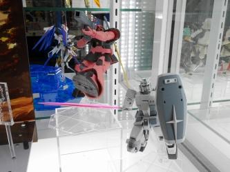 「ROBOT魂 〈SIDE MS〉 MS-09RS シャア専用リック・ドム ver. A.N.I.M.E.」「プリンセス・セレニティ」など最新アイテム追加展示!
