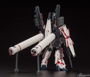 HGUC フルアーマー・ユニコーンガンダム(デストロイモード)レッドカラーver. 3