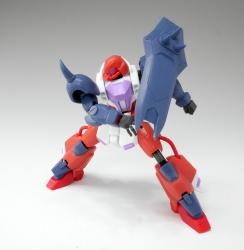 ROBOT魂 ガナーザクウォーリア(ルナマリア機) トライ品1