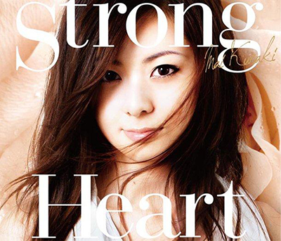 倉木麻衣[Strong Heart](通常盤).