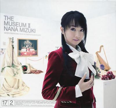 水樹奈々「THE MUSEUM II」