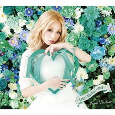 西野カナ「Love Collection ~mint~」(初回生産限定盤)(DVD付).