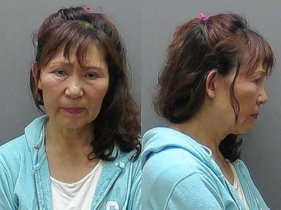 米国 韓国人売春婦ババア 逮捕1