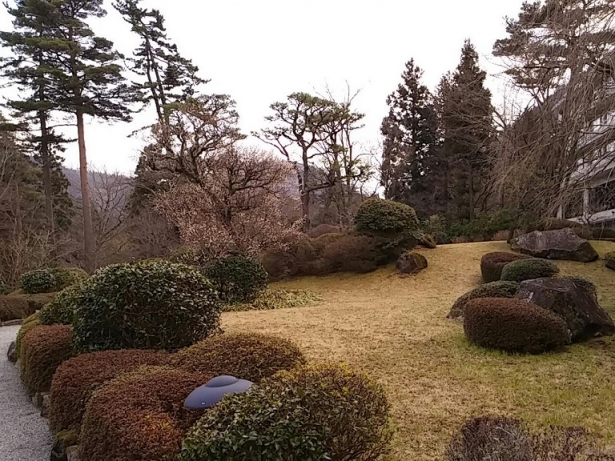 08_箱根ホテル小涌園 庭園1