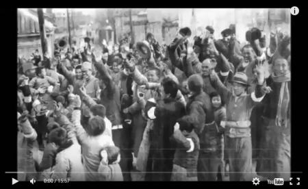 【動画】「南京大虐殺」は捏造だった。南京市民たちは、日本軍の入城を歓声をもって迎えた。Liberation of Nanking by Japanese Imperial Army [嫌韓ちゃんねる ~日本の未来のために~ 記事No8380
