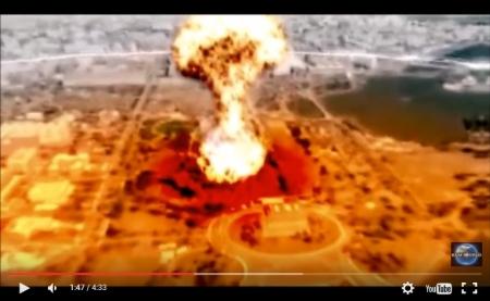 【動画】北朝鮮が核ミサイルでワシントンDCを火の海にするニダ!プロパガンダ動画発表 [嫌韓ちゃんねる ~日本の未来のために~ 記事No8479