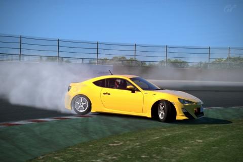 GT6 ドリフトセッティング 86レーシング編