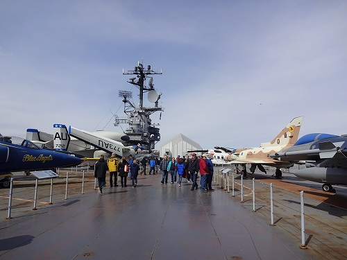 イントレピッド海上航空宇宙博物館