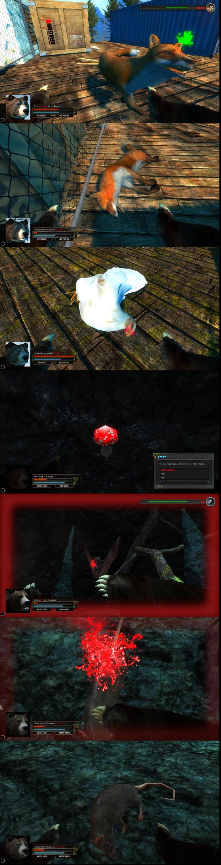 Bear Simulator03