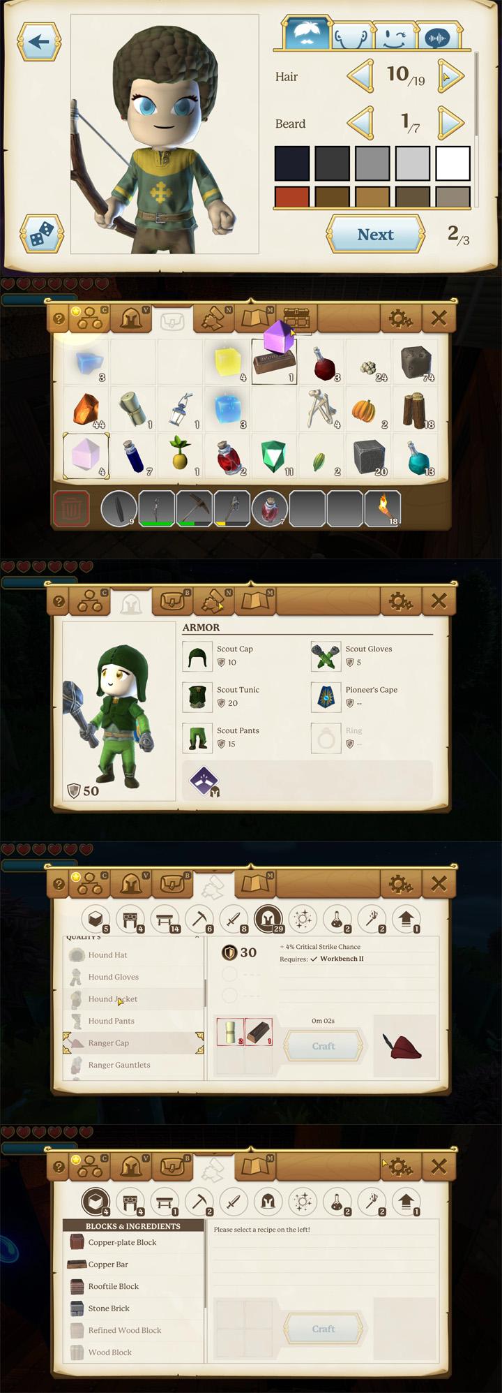 Portal Knights 2016a08