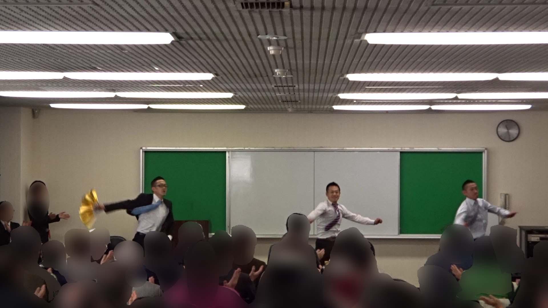 横浜座談会④(学会歌)