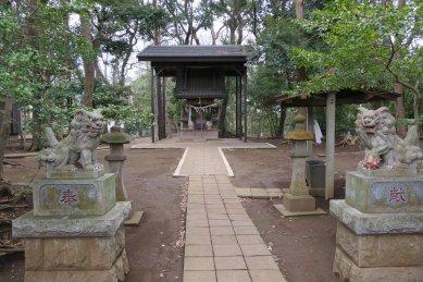 八坂神社(天王様)