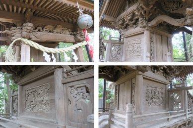 八坂神社・社殿