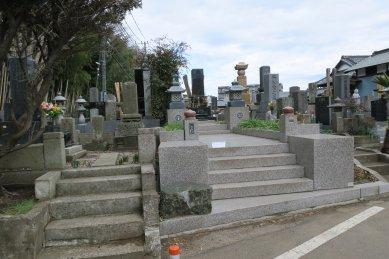 ソトラント(埋め墓)