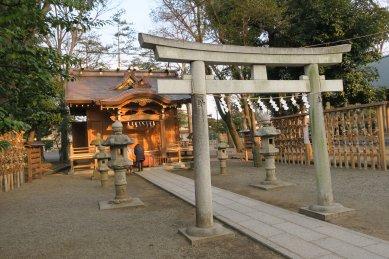 宮乃咩神社