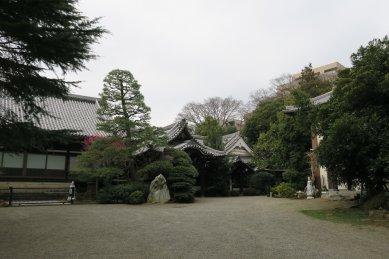 東禅寺・本堂