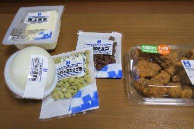 豆腐及び豆腐菓子