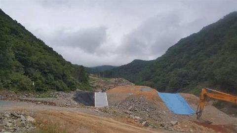 ヒラマサ工事4