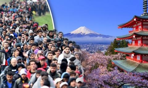 日本を称賛する外国人達