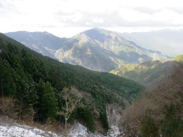 20151219_①余野林道からの展望