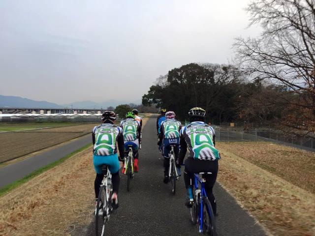 20160111_②サイクリングロード